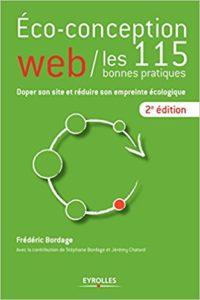 Couverture du livre « Eco-Conception Web : les 115 bonnes pratiques »